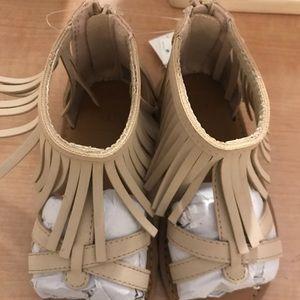 Girls baby Gap sandals